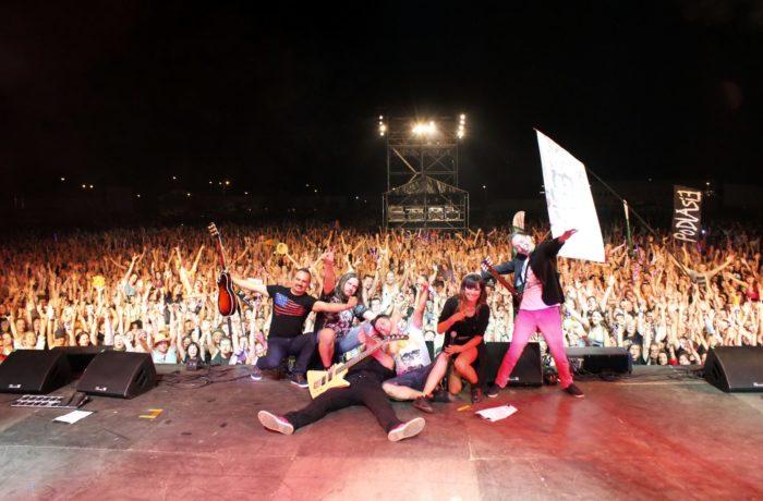 Foto z publiką
