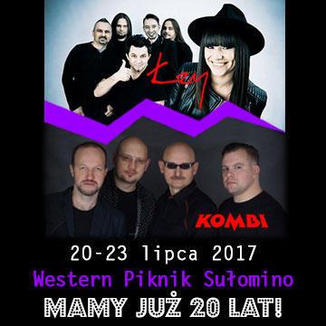 Western Piknik Festiwal Sułomino 21.07.2017